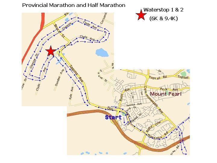 Huffin 39 Puffin Marathon Nautilus Road Races